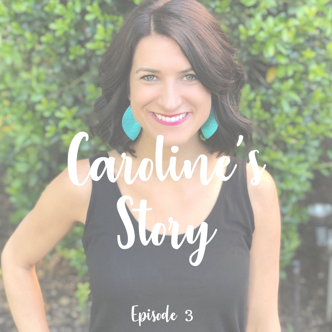 3. Caroline's Story - A Cup Full of Hope Podcast