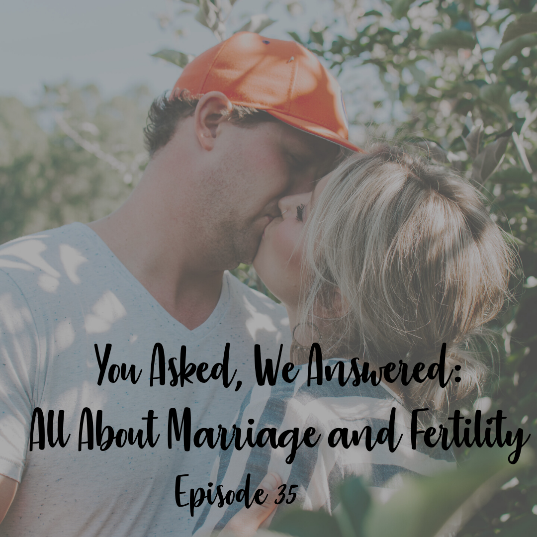 marriage fertility a cup full of hope podcast