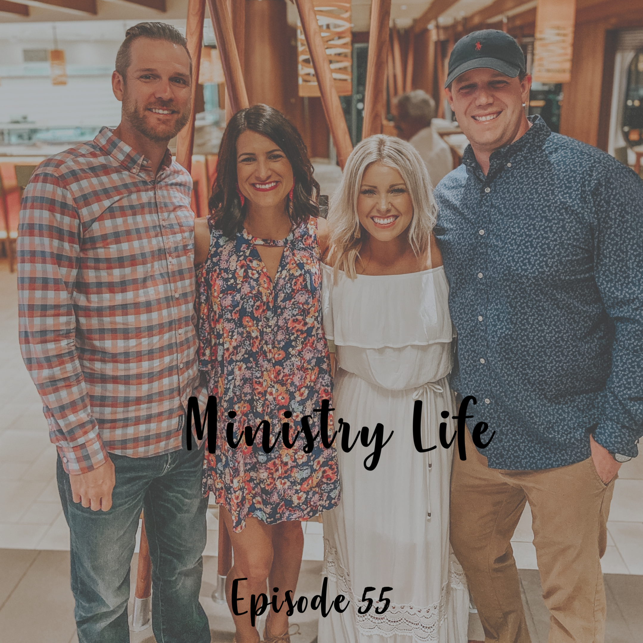 A Cup Full of Hope Podcast A Ministry Life