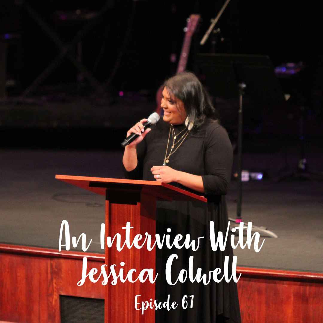 A Cup Full of Hope Podcast an interview with jessica colwell