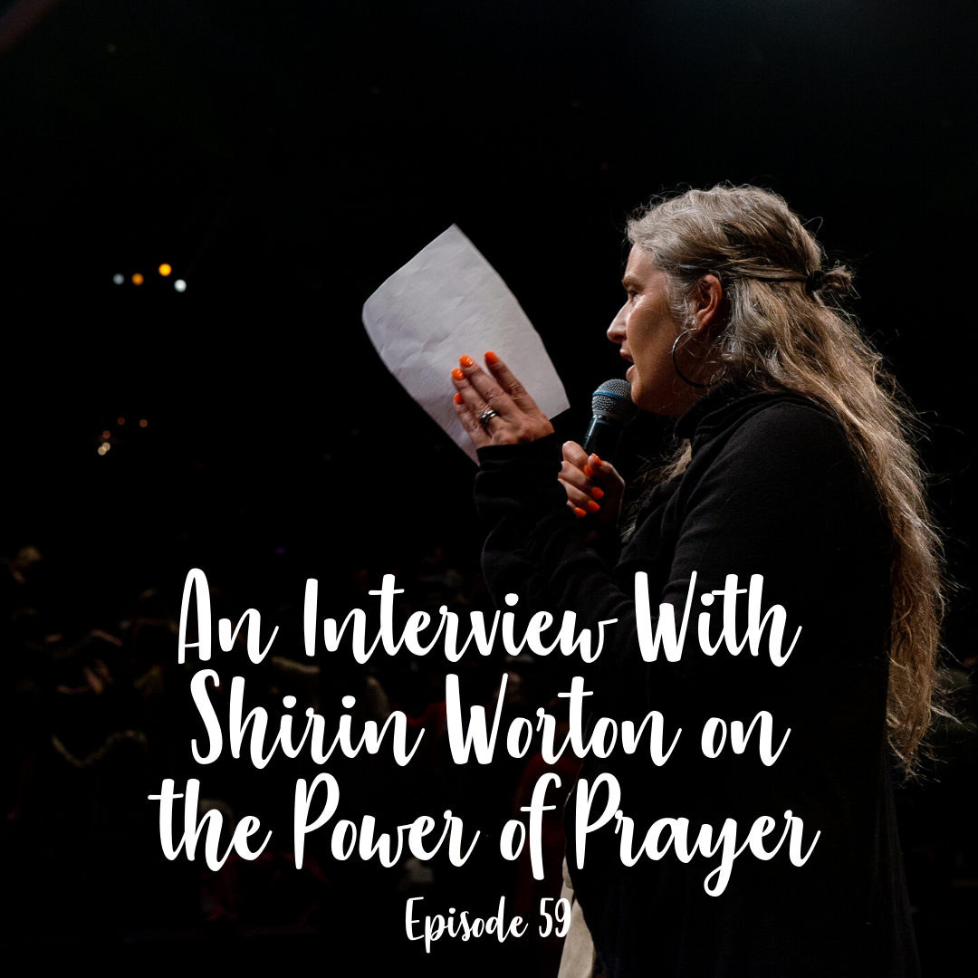 A Cup Full of Hope Podcast- an interview with shirin worton