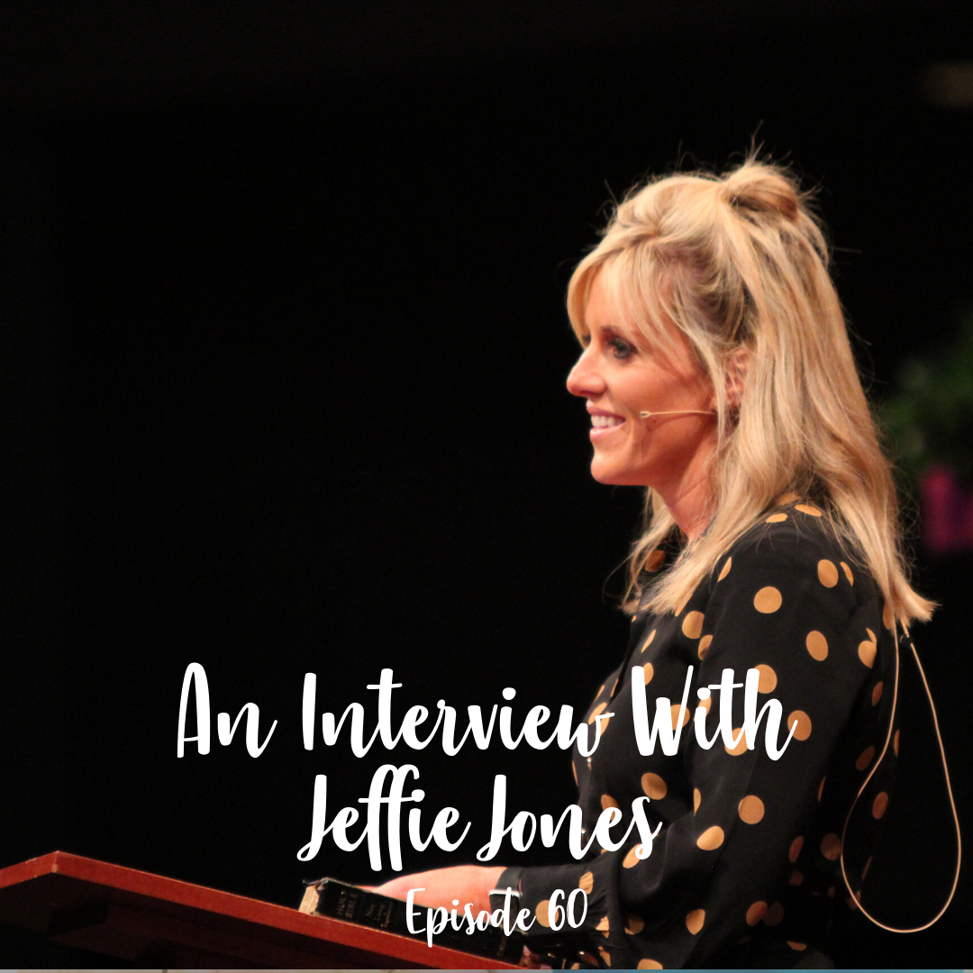 A Cup Full of Hope Podcast jeffie jones interview