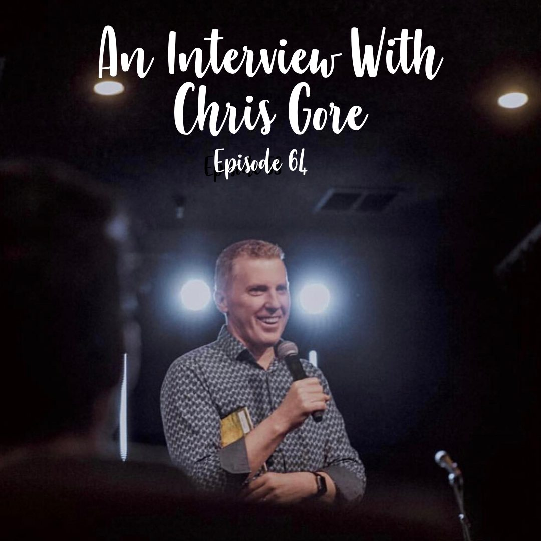 A Cup Full of Hope Podcast An interview with Chris Gore
