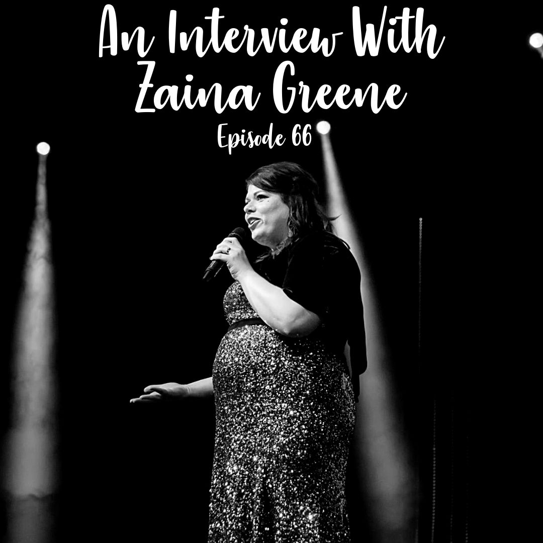An Interview with zaina Greene - a cup full of hope podcast