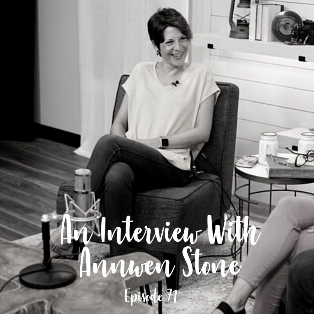 A Cup Full of Hope Podcast - annwen stone
