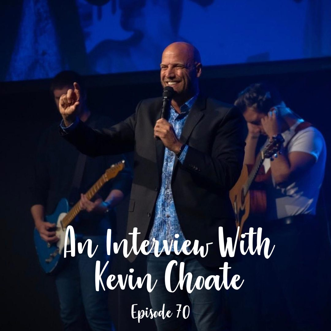 A Cup Full of Hope Podcast kevin choate