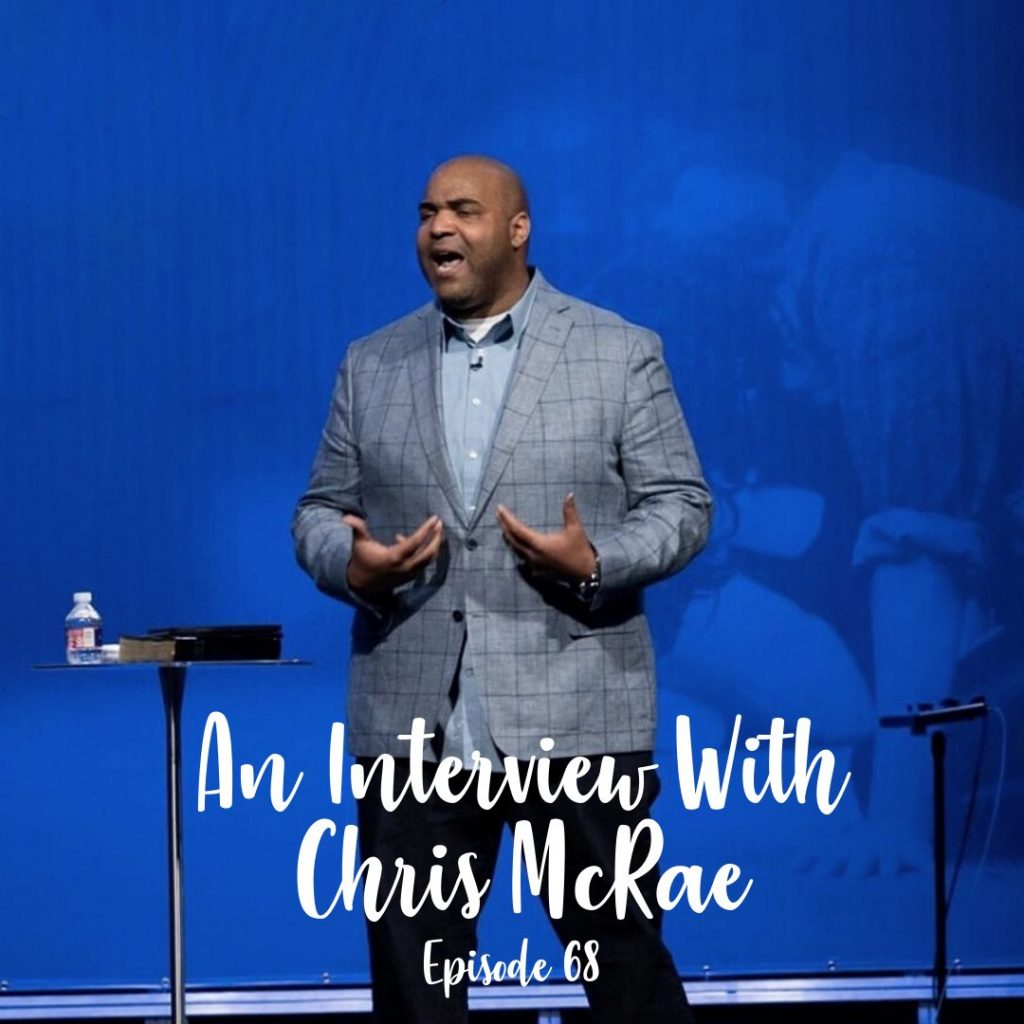 An Interview with Chris McRae - A cup full of hope podcast
