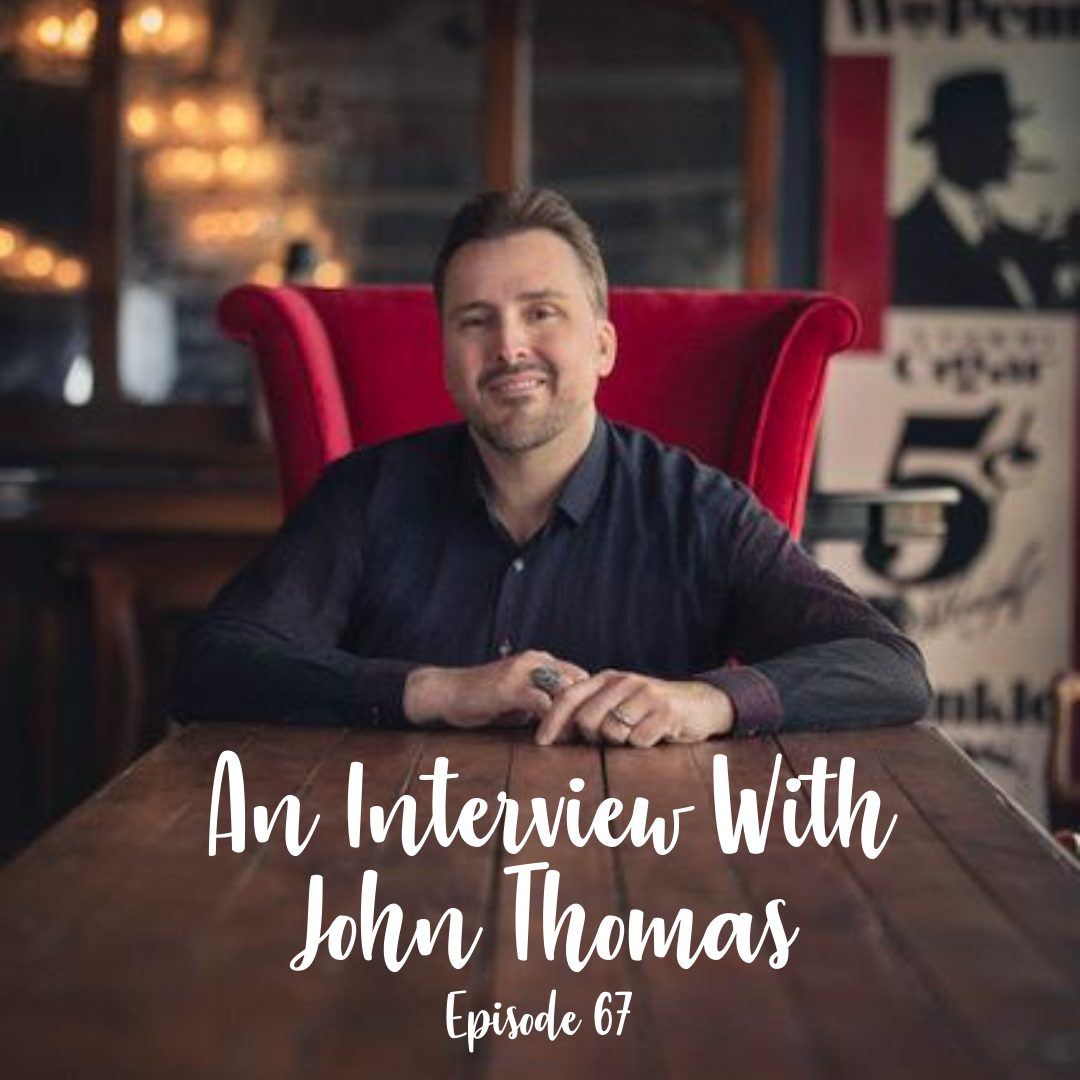An Interview with John Thomas - A cup full of hope podcast