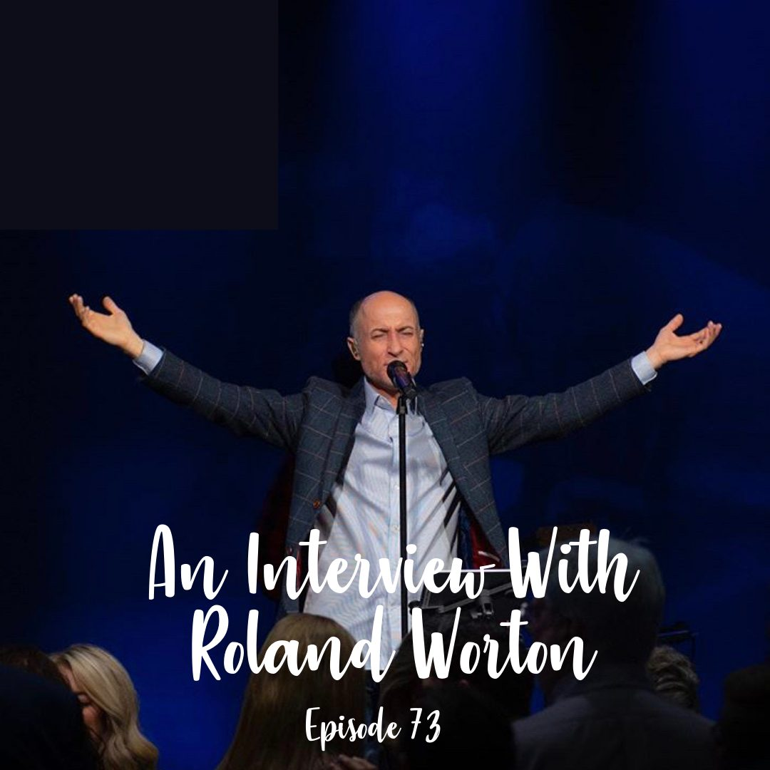 A Cup Full of Hope Podcast an interview with roland worton