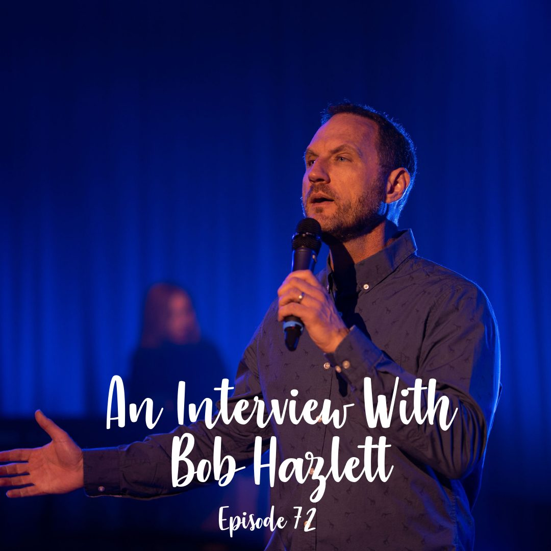 A Cup Full of hope podcast - an interview with bob hazlett