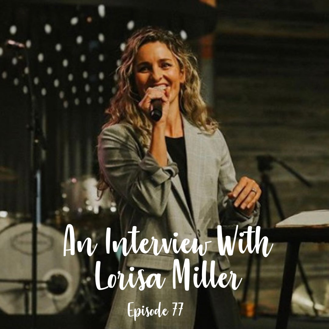 A Cup Full of hope podcast - an interview with lorisa Miller