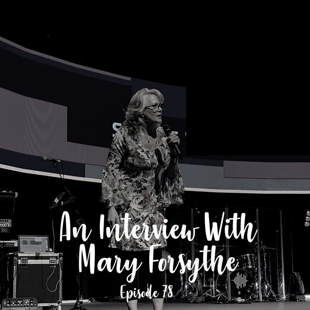 A Cup Full of Hope Podcast Mary Forysthe