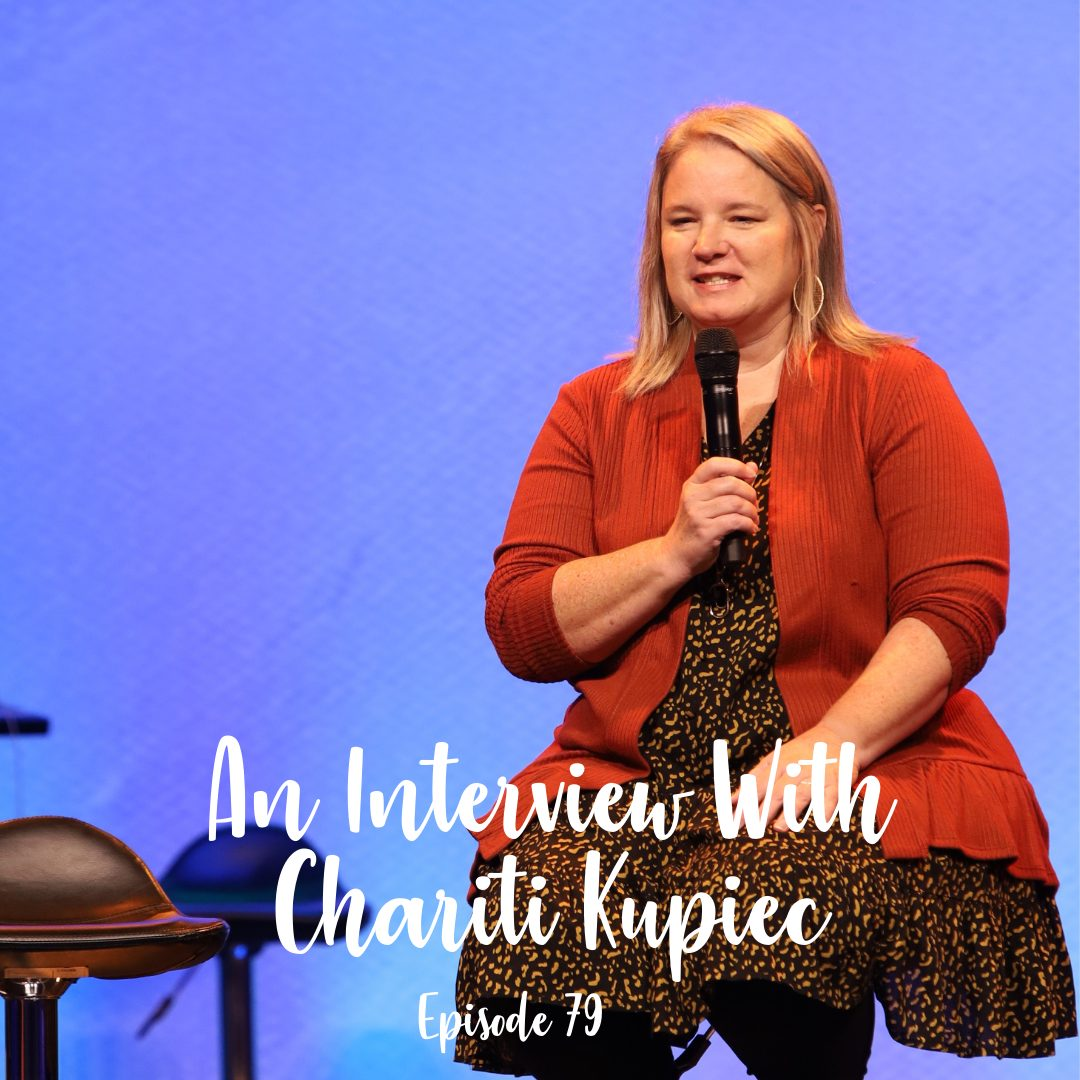 A Cup Full of Hope Podcast an interview with chariti kupiec