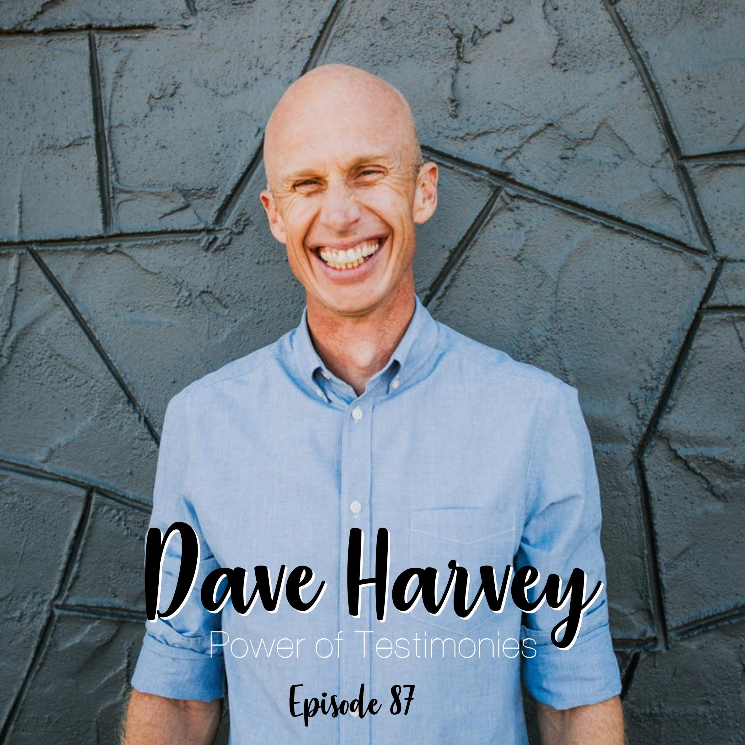 A Cup Full of Hope Podcast dave harvey