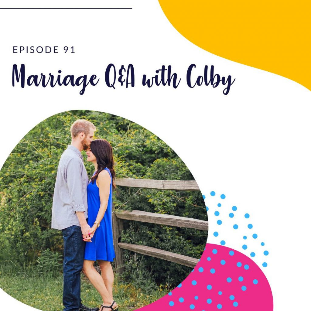 A Cup Full of Hope Podcast - Marriage Q&A with Colby