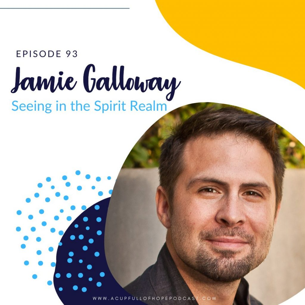 a cup full of Podcast - jamie galloway