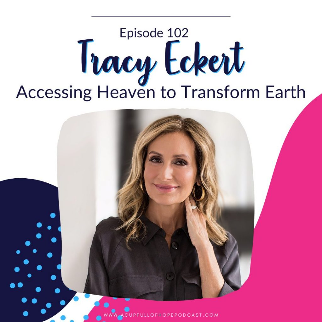 Tracy Eckert Storehouse pastor a cup full of hope podcast
