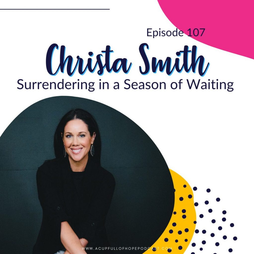 Christa Smith - Surrending in waiting